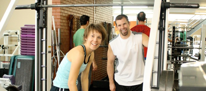 Personal training in Boulder can be fun at Mountains Edge Fitness!